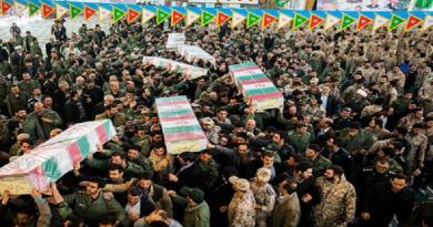 إيران.. مقتل 13 مستشارًا عسكريًا حلب