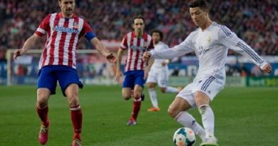 أتلتيكو مدريد وريال مدريد