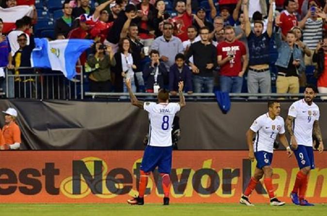 كوبا أمريكا.. تشيلي تحقق فوزًا صعبًا على البوليفي