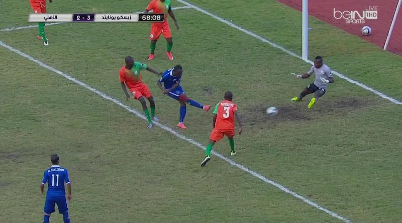 دوري المجموعات.. الأهلي يسقط بثلاثية أمام زيسكو في أولى اختباراته