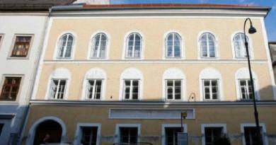 وزير الداخلية النمساوي يريد هدم منزل هتلر