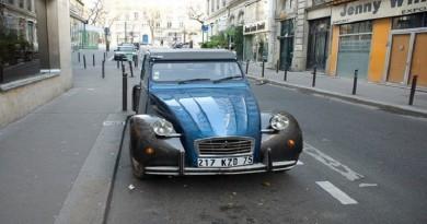 حظر مرور السيارات القديمة في وسط باريس