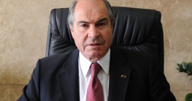حكومة هاني الملقي تؤدي اليمين أمام العاهل الأردني