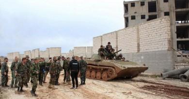 """المرصد: الجيش السوري يدخل الحدود الإدارية لـ""""الرقة"""""""