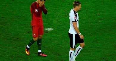 البرتغال تتعادل سلبيًا أمام النمسا رونالدو يهدر ركلة جزاء (صور)
