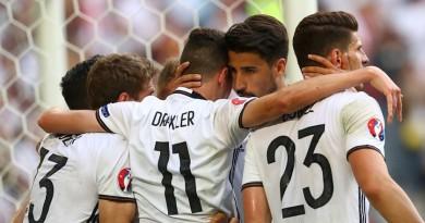 ألمانيا تكتسح سلوفاكيا بثلاثية في ربع نهائي يورو (صور)