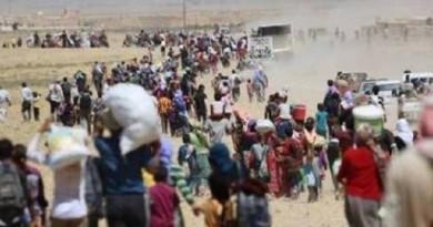 مفوضية اللاجئين: 65.3 مليون نازح حول العالم في 2015