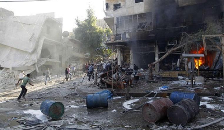 سوريا.. مقتل وإصابة 40 في انفجار سيارة مفخخة