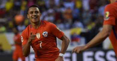 تشيلي تواجه الأرجنتين في نهائي كوبا أمريكا بعد فوزها على كولومبيا