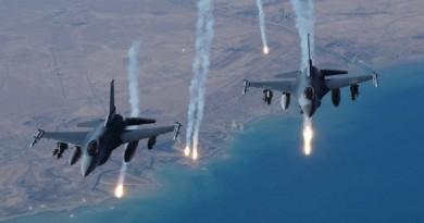 طيران التحالف الدولي في العراق