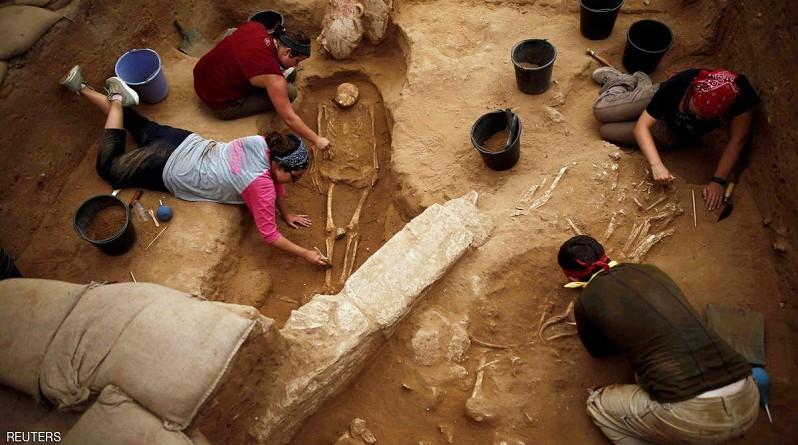 العلماء يقتربون من تحديد أصل الفلسطينيين