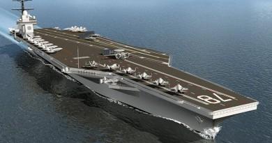 سبوتنيك: أكبر حاملة طائرات بالعالم ليست مستعدة للقتال