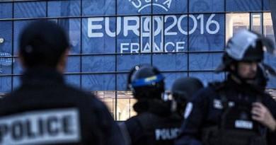 فرنسا تعتقل أكثر من ألف شخص منذ انطلاق اليورو