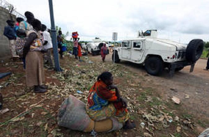 """فاو: جنوب السودان تنتظر """"كارثة الجوع"""""""