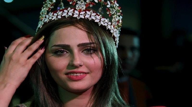 ملكة جمال العراق شيماء قاسم