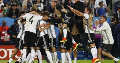 ألمانيا تطيح بإيطاليا من اليورو وتتأهل إلى المربع الذهبي (صور)