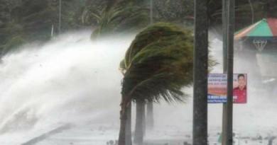 """الصين تصدر تحذيرًا من إعصار """"نيدا"""""""