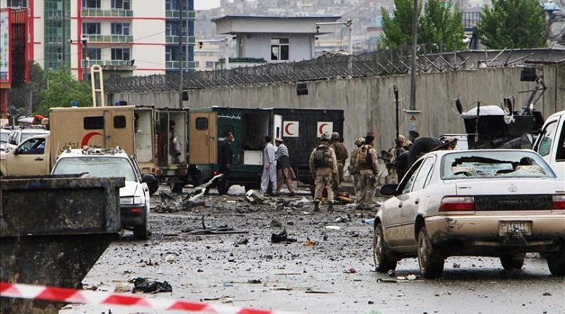 ارتفاع قتلى هجوم كابول