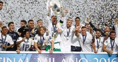 الريال المنقوص يصطدم بإشبيلية في كأس السوبر الأوروبي