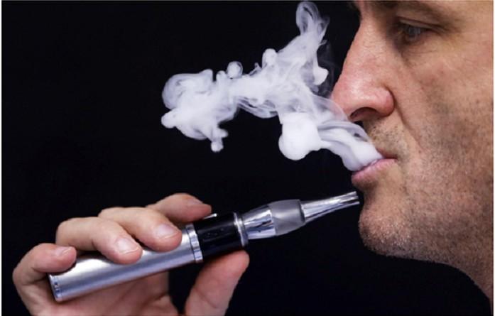 التدخين الإلكترونى