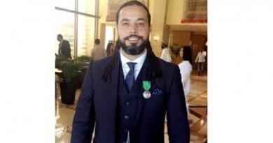 وسام ملكي للفنان عبد الفتاح الجريني بمناسبة عيد الشباب