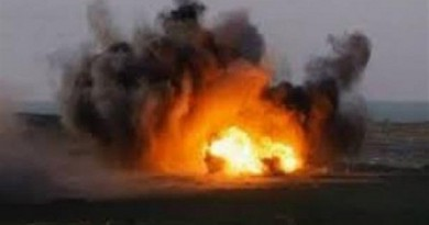 مقتل 3 أشخاص وإصابة 5 آخرين في انفجار بالعريش