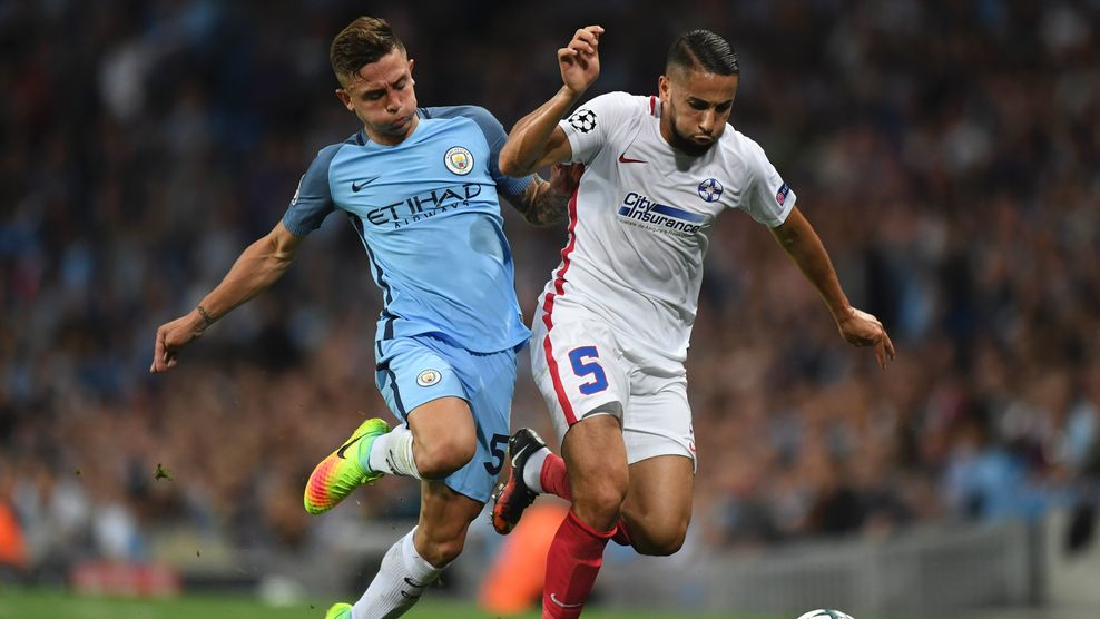 FBL-EUR-C1-MAN CITY-STEAUA BUCHAREST