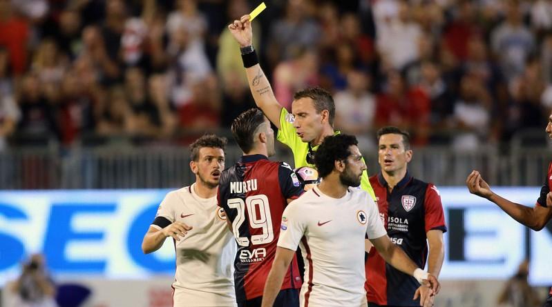 بالفيديو: روما يسقط في فخ التعادل أمام كالياري