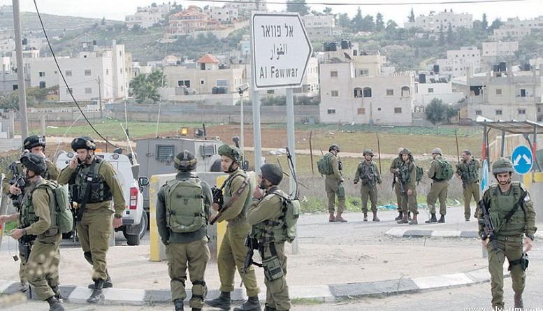 35 مصابًا فلسطينيًا حصيلة اقتحام إسرائيلي في الخليل