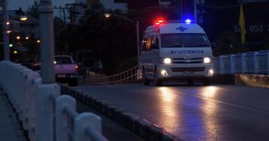 إنفجار سيارة بجوار فندق في تايلاند