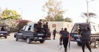 مقتل شرطيين وإصابة 5 في هجوم مسلح بالمنوفية