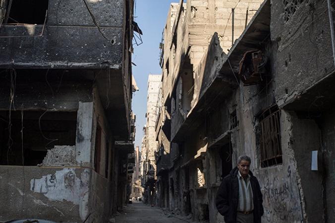 تردى الاوضاع فى سوريا