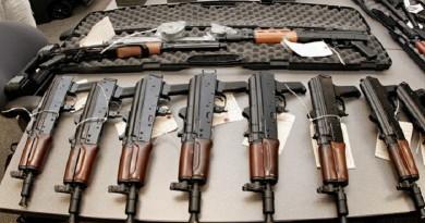تهريب السلاح من أوكرانيا إلى أوروبا