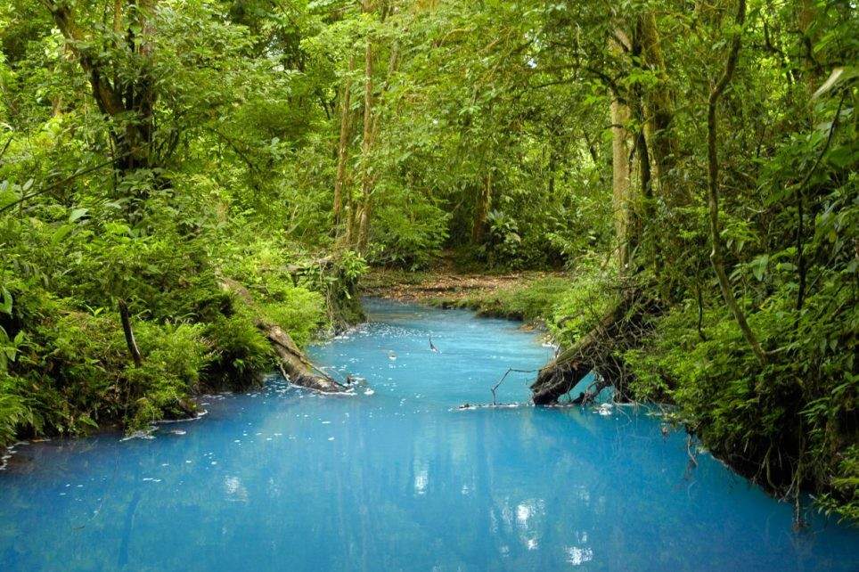النهر الأزرق
