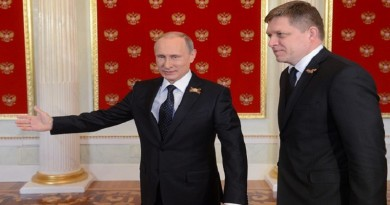 رئيس الوزراء سلوفاكيا يطالب الاتحاد الأوروبي برفع العقوبات عن روسيا