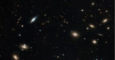 """المجرة """"الشبح"""" قد تكون بداية كشف أسرار الكون"""