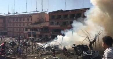 قتلى وجرحى في هجوم على مقر أمني شرقي تركيا
