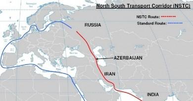 """مشروع روسي إيراني ينافس """" قناة السويس """" المصرية"""