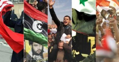 """دراسة: """"الربيع العربي"""" قصر الأعمار"""