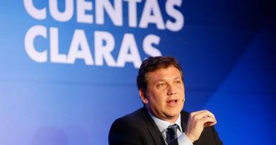 اليخاندرو دومينيجيز رئيس الكونمبيول