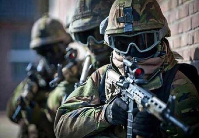 القوات الروسية الخاصة