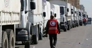 """""""الأمم المتحدة"""": قصف قافلة المساعدات الإنسانية بسوريا """"جريمة حرب"""""""
