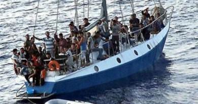 غرق مركب للهجرة غير الشرعية في مصر