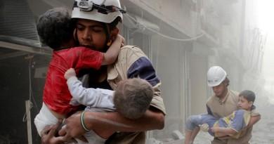 """""""أنقذوا الأطفال"""": نصف الضحايا في حلب من الأطفال"""