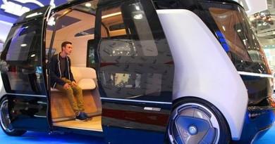 روسيا تخطط لصنع حافلة نقل جديدة ذاتية القيادة