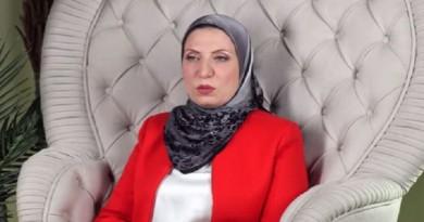 """المصرية أمل صبري تترشح للقب """" سيدة الإمارات """""""