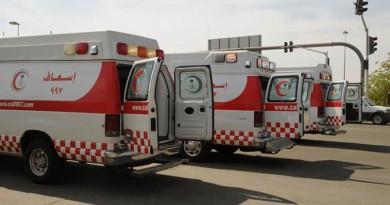 الهلال الأحمر السعودي تجهز 36 مركزًا إسعافيًا بكامل المعدات الطبية في مشعر منى