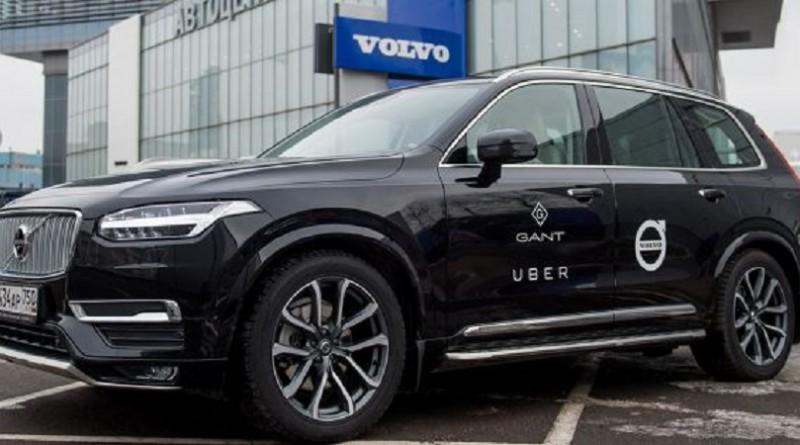 أوبر تشارك فولفو لتصنيع السيارات ذاتية القيادة
