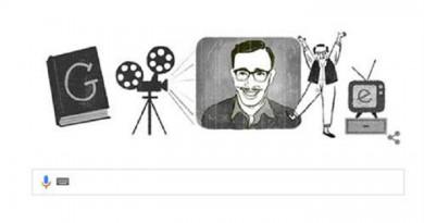 جوجل يحتفل بالذكري الـ92 لميلاد فؤاد المهندس