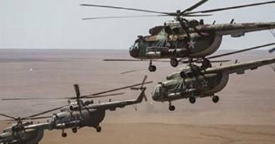 """""""نوفوستي"""": روسيا تحول 44 """"هليكوبتر"""" مصرية لمروحيات فتاكة"""